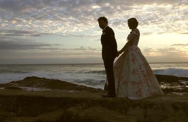 Evening Wedding Photography