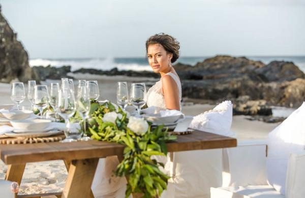 styled wedding photography