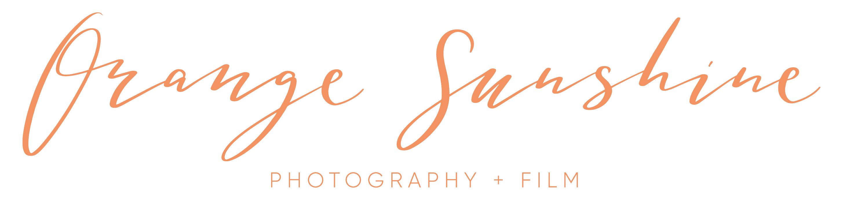 Orange Sunshine Photography